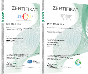 Management certificates